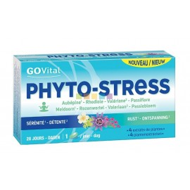 GoVital Phyto-stress - 28 comprimés
