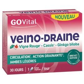 GoVital Veino-draine – 30 gélules