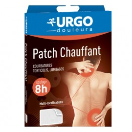 Urgo Patch chauffant – Multilocalisations