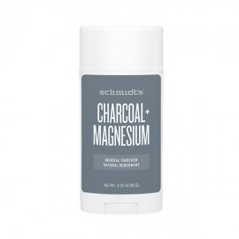 Schmidt's Déodorant Stick Charcoal Magnésium
