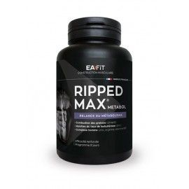 Eafit ripped max metabol capsules séchage musculaire