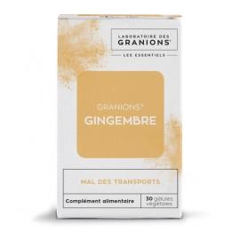 Granions Essentiel Gingembre - 30 gélules
