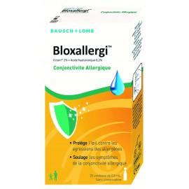Bloxallergi Conjonctivite allergique