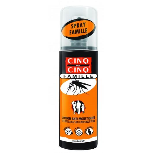 Cinq sur Cinq – Spray Famille