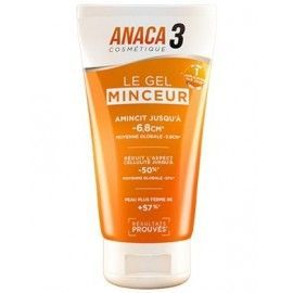 ANACA3 gel minceur tube 150ml