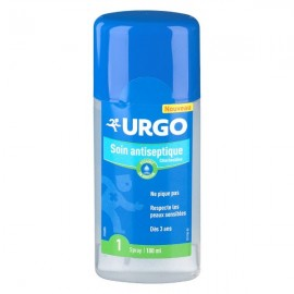 Urgo Soin antiseptique – Spray 100 ml