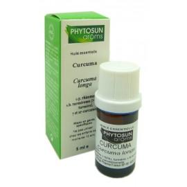 Phytosun Aroms Huile essentielle de Curcuma – Flacon 5 ml
