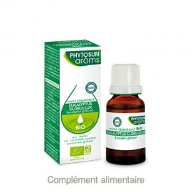 Phytosun Aroms Huile essentielle d'eucalyptus globuleux– Flacon 10 ml