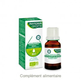 Phytosun Aroms Huile essentielle d'eucalyptus radiata BIO – Flacon 10 ml
