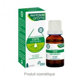 Phytosun Aroms Huile essentielle de Ciste  – Flacon 5 ml