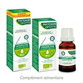 Phytosun Aroms Huile essentielle de Lavande fine – Flacon 30 ml