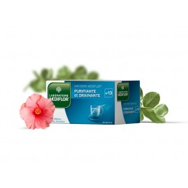 Mediflor Infusions n°13 Purifiante et Drainante