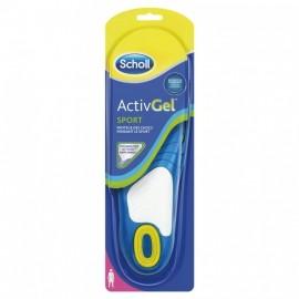 Scholl ActivGel Sport – 1 paire