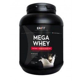 EAFIT Mega Whey vanille 750g