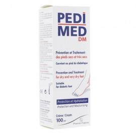 Pedimed crème pieds secs – Tube 100 ml