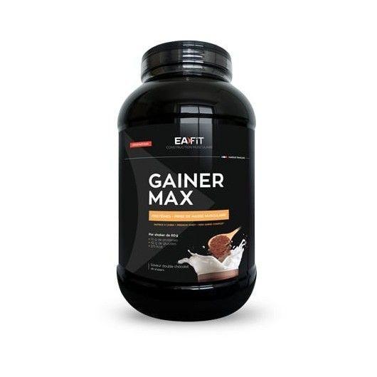 Gainer max double chocolat  2,9 kg