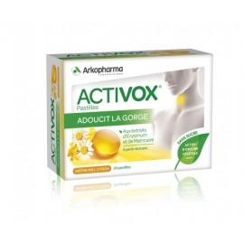 Activox -  pastilles