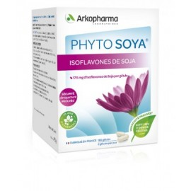 Arkopharma Phyto Soya 17,5mg - 180 gélules