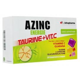 Azinc Energie Taurine et vitamine C