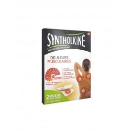 Synthol Kiné Douleurs Musculaires Patch Chauffant Petit format 2 patchs