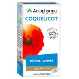 Arkogélules Coquelicot – 45 gélules