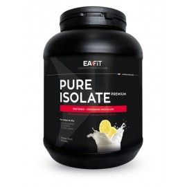 EAFIT Pure isolate premium citron 750g
