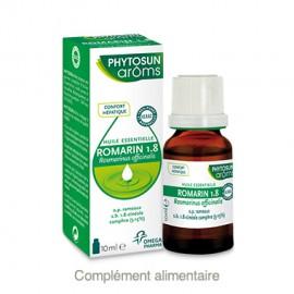 Phytosun Aroms Huile essentielle de Romarin 1,8 cinéole – Flacon 5 ml