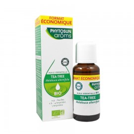 Phytosun Aroms Huile essentielle de Tea tree – Flacon 30 ml