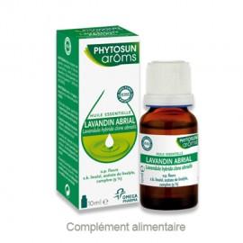 Phytosun Aroms Huile essentielle de Lavandin abrial  – Flacon 10 ml