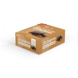 Gaufrette protéinée chocolat présentoir
