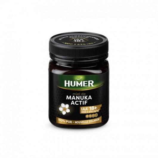 Humer miel Manuka actif IAA 18