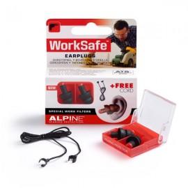 Alpine WorkSafe bouchons d'oreilles