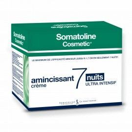 Somatoline Cosmetic crème amincissante 7 nuits 400ml