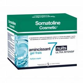 Somatoline Cosmetic gel frais amincissant 7 nuits 400ml