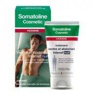 Somatoline Homme ventre et abdomen intensif nuit gel crème tube 250ml