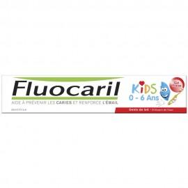 Fluocaril Kids 0-6 ans dentifrice