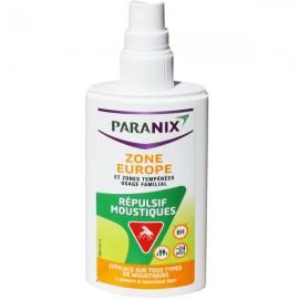 Paranix moustiques zone Europe spray