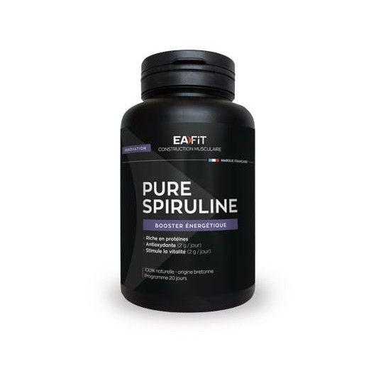 Eafit Pure Spiruline 50 comprimés