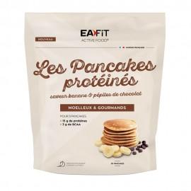Eafit Les Pancakes protéinés Chocolat banane