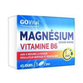 Urgo goVital Magnesium B6