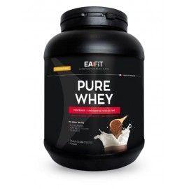 Eafit Pure whey double chocolat 750g