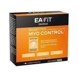 Eafit dosette Myo Control orange-mangue Etui de 10 dosettes