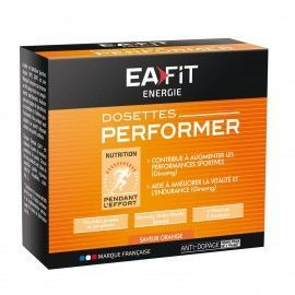 Eafit  dosette Performer Orange – Etui de 10