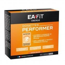 Eafit  dosette Performer Orange – 10 dosettes