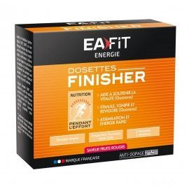 Eafit  dosette Finisher Fruits rouges – Etui de 10 dosettes