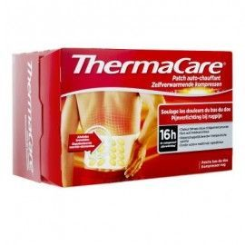 ThermaCare Patch auto-chauffant Ceinture Dos – 2 Patchs
