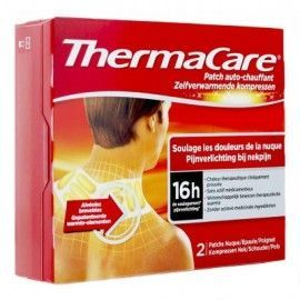 ThermaCare Patch auto-chauffant Nuque – 2 Patchs