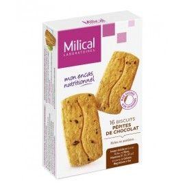 Biscuits Milical pépites de chocolat