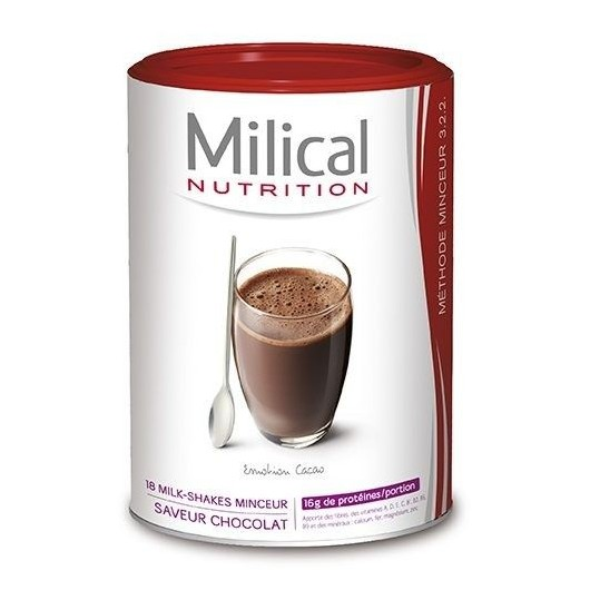 MILICAL HP MILK-SHAKE ECO CHOCOLAT