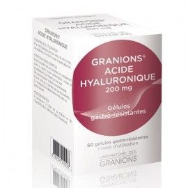 Granions acide hyaluronique 200mg - 60 gélules